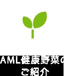 AML健康野菜のご紹介